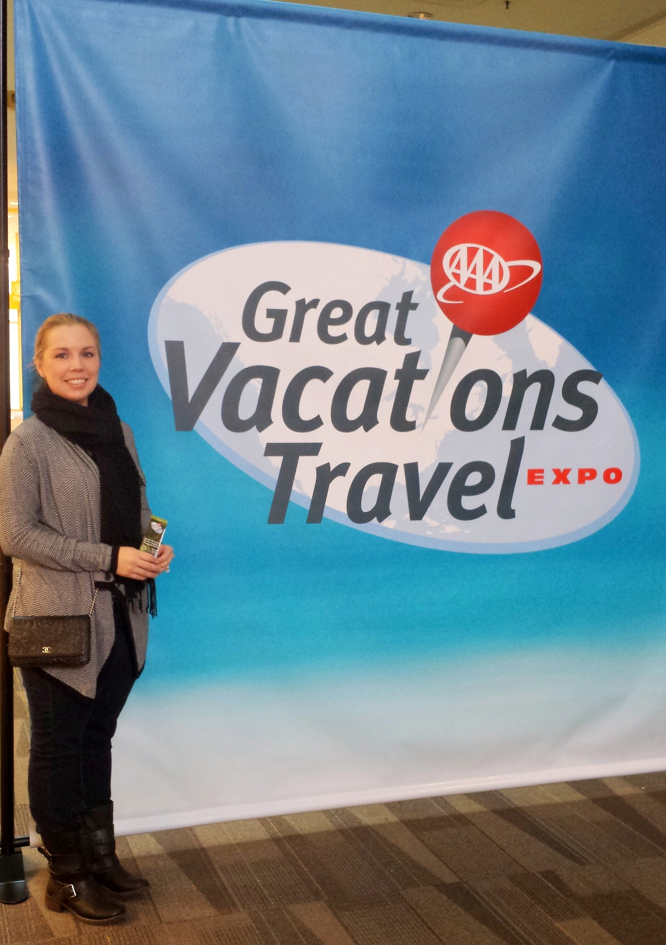 AAA Great Vacations Travel Expo  Ohio Girl Travels