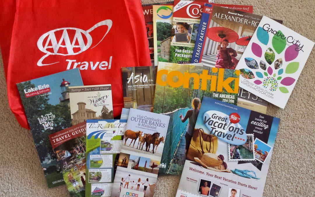 AAA Great Vacations Travel Expo