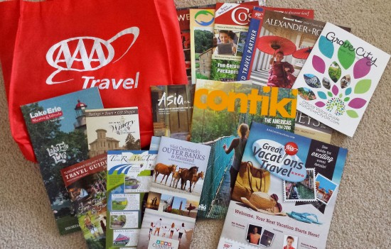 AAA Great Vacations Travel Expo