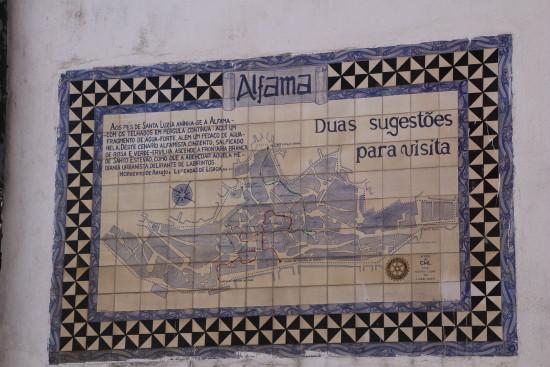 Alfama, Lisbon, Portugal ~ www.ohiogirltravels.com