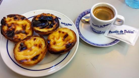 Casa Pastéis de Belém, Lisbon, Portugal ~ www.ohiogirltravels.com