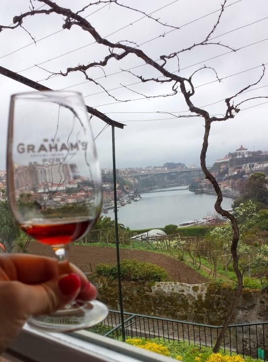 Graham's Port House, Visit Portugal ~ www.ohiogirltravels.com