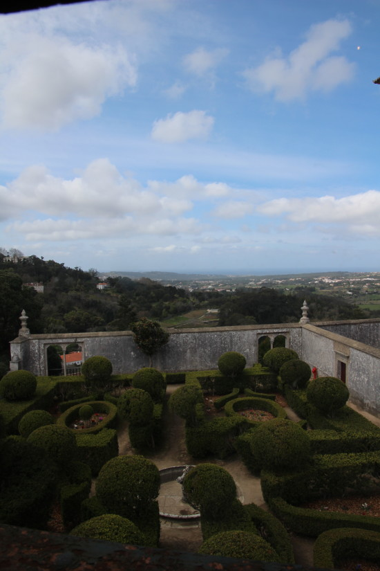 National Palace of Sintra ~ www.ohiogirltravels.com