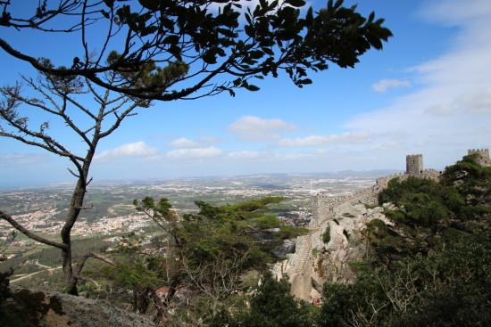 Moorish Castle of Sintra ~ www.ohiogirltravels.com