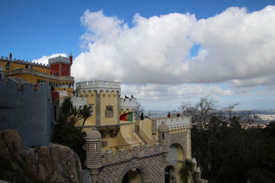 Pena Palace ~ www.ohiogirltravels.com