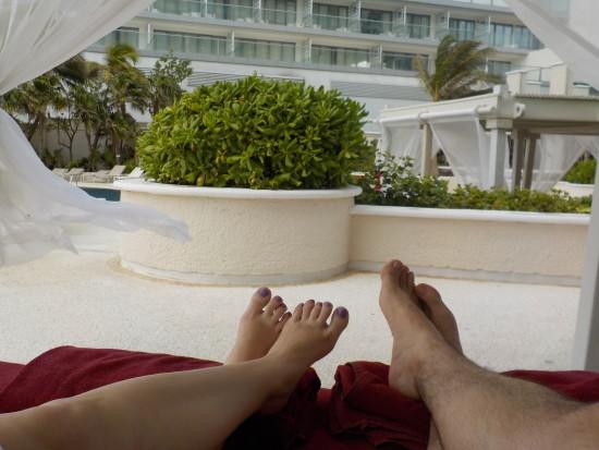 Sandos Cancún ~ www.ohiogirltravels.com