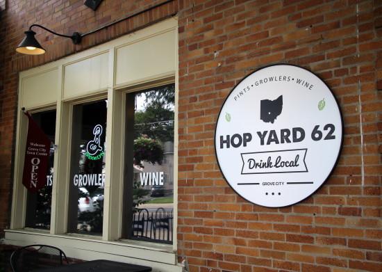 Hop Yard 62 ~ www.ohiogirltravels.com
