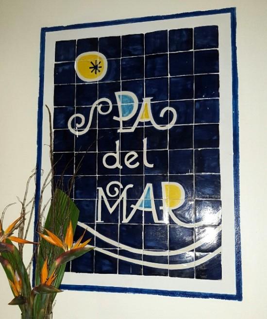 Spa del Mar at Sandos Cancún ~ www.ohiogirltravels.com