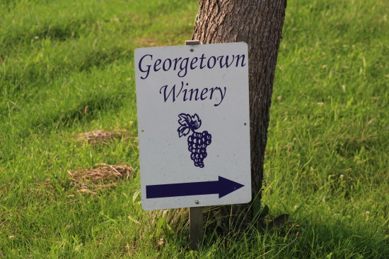 Georgetown Vineyards and Winery ~ www.ohiogirltravels.com