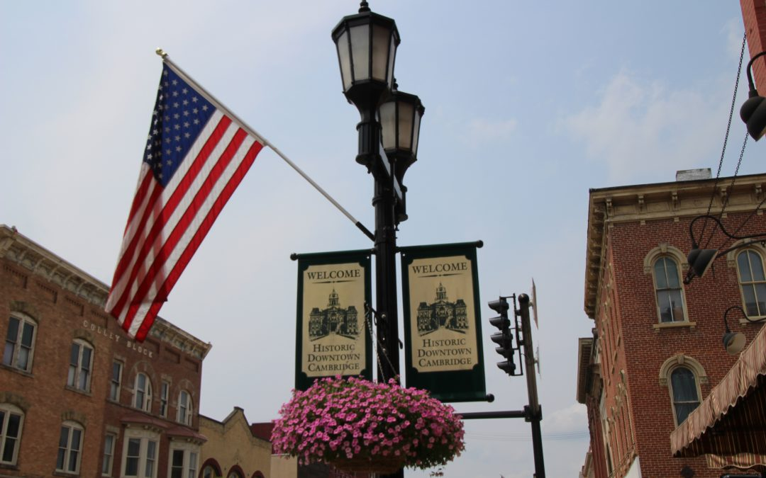 Historic Downtown Cambridge
