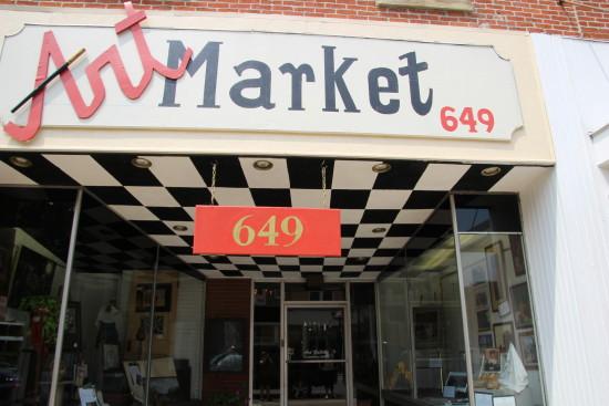 Art Market 649 ~ www.ohiogirltravels.com