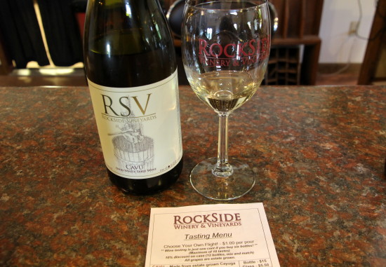 Rockside Winery and Vineyards - www.ohiogirltravels.com