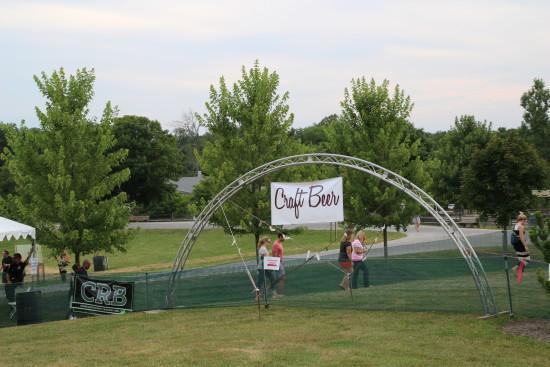 Vintage Ohio Wine Festival - www.ohiogirltravels.com