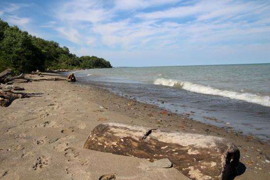 Lake Erie Bluffs-www.ohiogirltravels.com