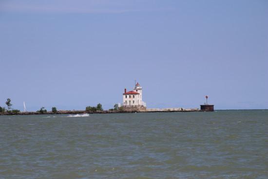 Fairport Harbor West Breakwater Lighthouse-Ohio Girl Travels