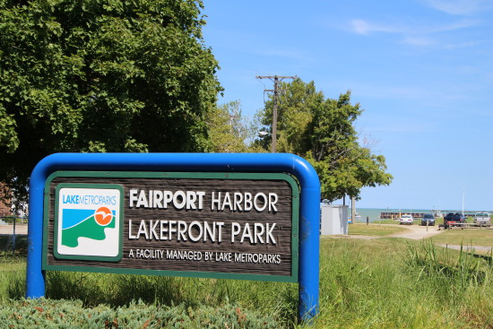 Fairport Harbor Lakefront Park-Ohio Girl Travels