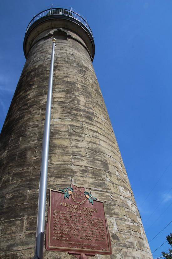 Fairport Harbor Lighthouse-Ohio Girl Travels