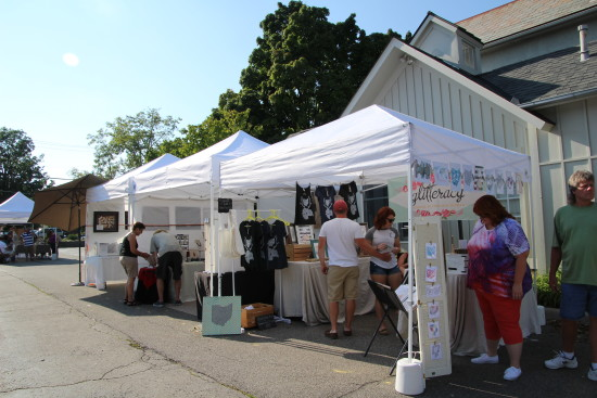 Historic Dublin Street Bazaar-Ohio Girl Travels