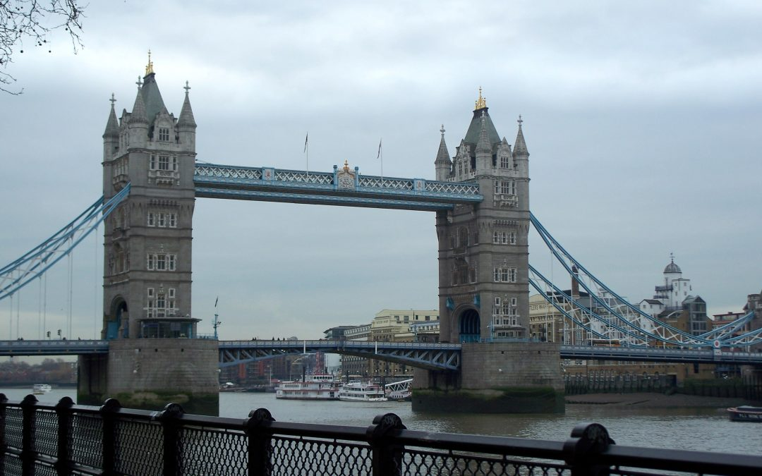 A quick visit to London