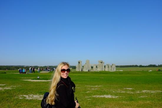 Stonehenge, England~www.ohiogirltravels.com