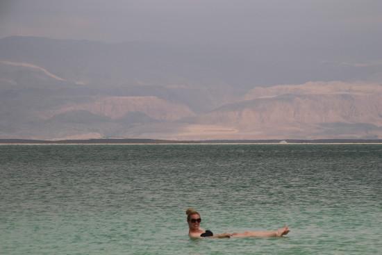 Dead Sea, Israel~www.ohiogirltravels.com