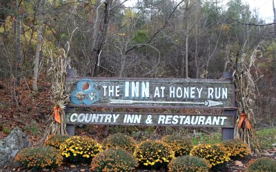 The perfect Ohio getaway at The Inn at Honey Run!