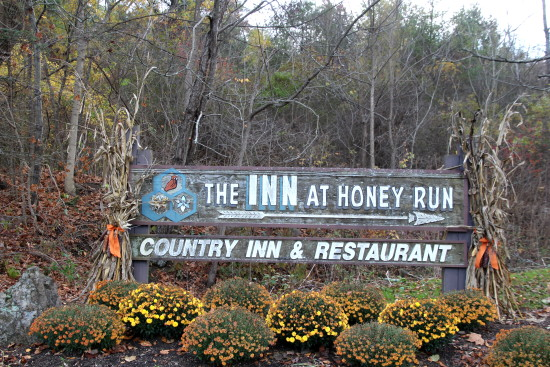 The Inn at Honey Run~www.ohiogirltravels.com