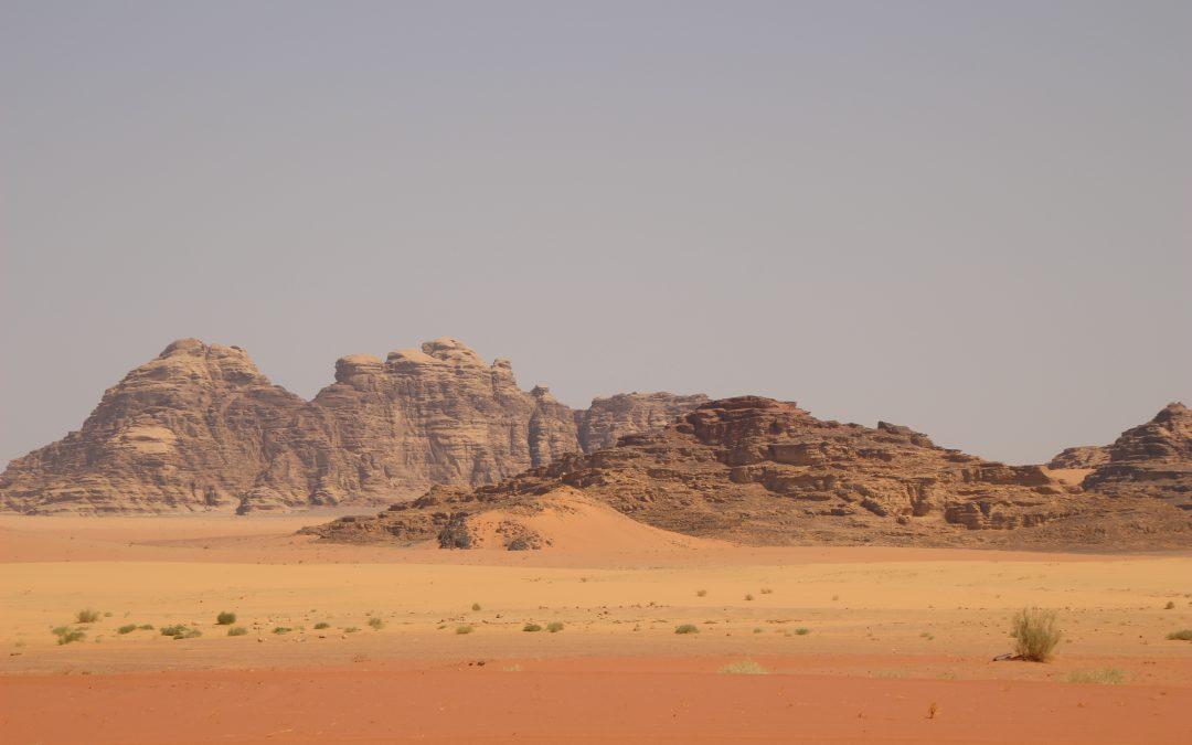Exploring Wadi Rum Desert in Jordan