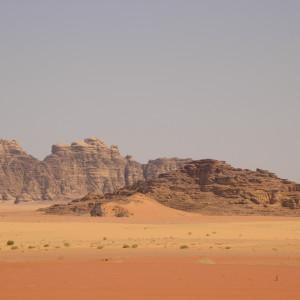 Wadi Rum, Jordan ~ www.ohiogirltravels.com