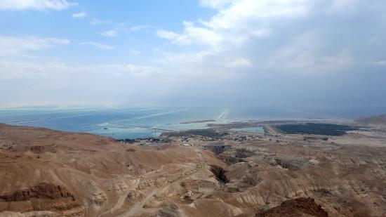 Dead Sea, Israel ~ www.ohiogirltravels.com