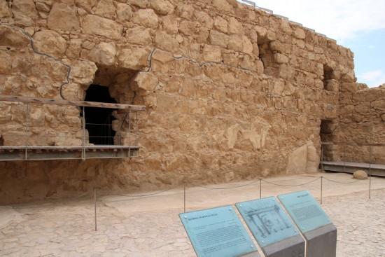 Masada, Israel ~ www.ohiogirltravels.com