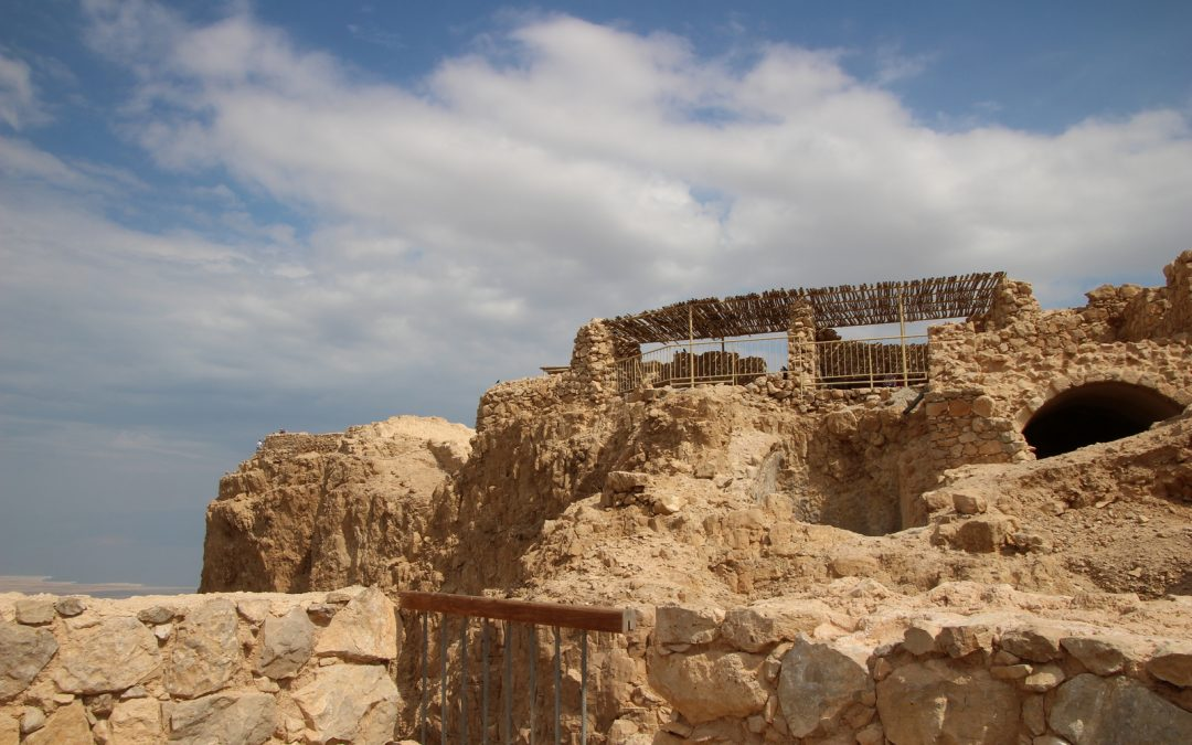 Exploring the Desert Fortress of Masada