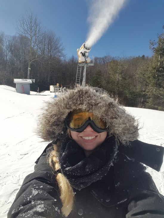 Skiing in North Carolina