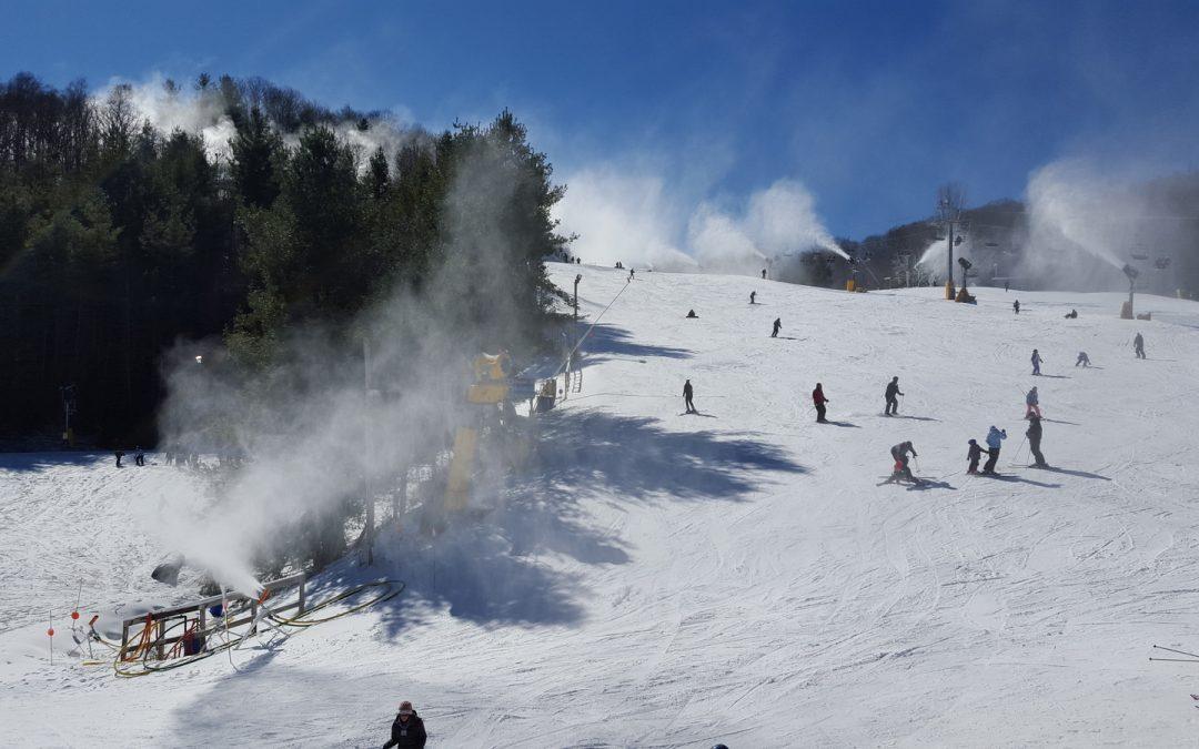 Skiing in Western North Carolina