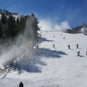 Skiing in North Carolina ~ www.ohiogirltravels.com
