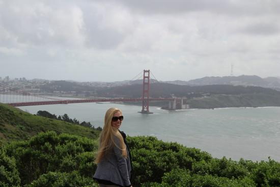 Golden Gate Bridge ~ www.ohiogirltravels.com