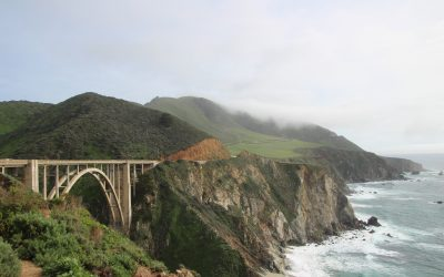 Road Trip Along California's Highway One