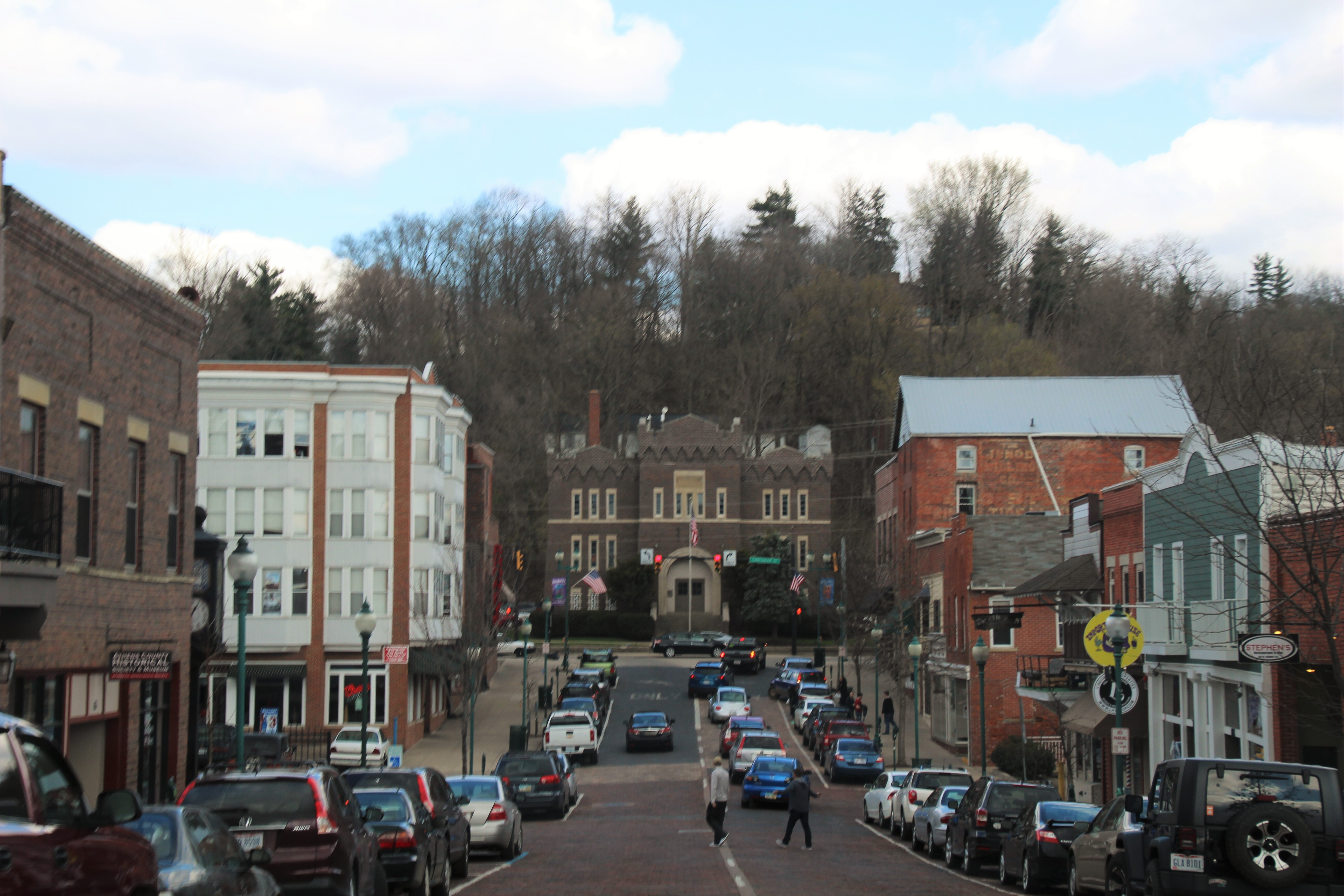 Weekend Getaway Guide Athens Ohio Ohio Girl Travels