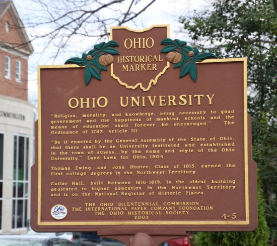 Athens, Ohio History