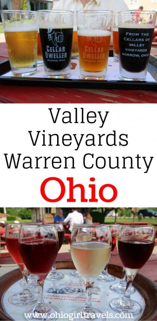 Valley Vineyards in Warren County Ohio