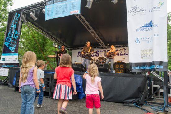 Creekside Blues & Jazz Festival