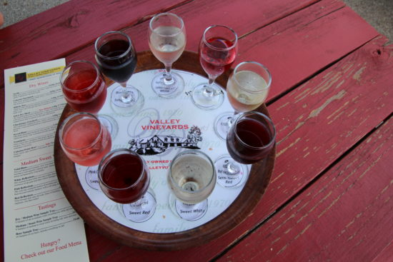 Valley Vineyards ~ www.ohiogirltravels.com