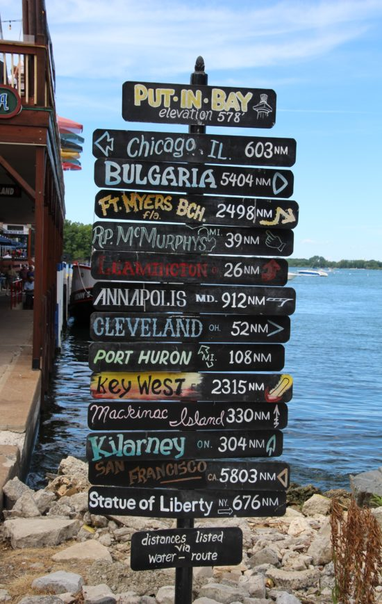 Put-in-Bay Attractions