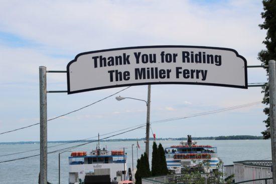Miller Ferry ~ www.ohiogirltravels.com
