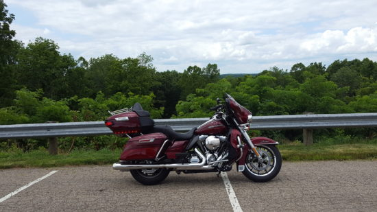 Motorcycle Trips in Ohio