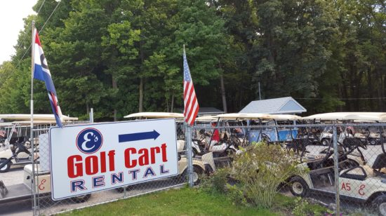 E's Put-in-Bay Golf Cart Rentals