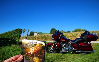 Motorcycle Ride through Essex County, Ontario