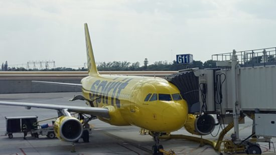 Flying Tips And Review of Spirit Airlines