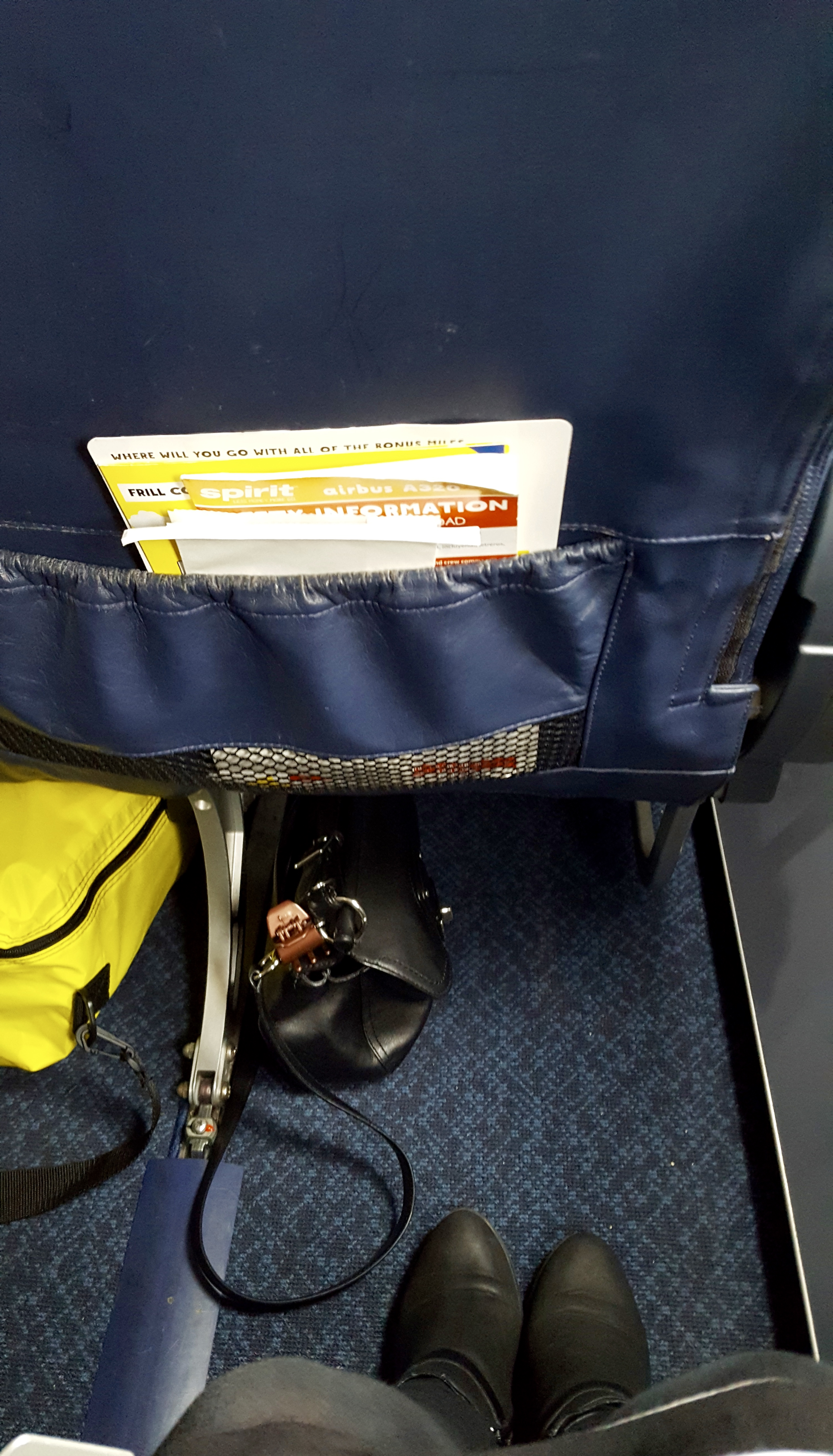 7a3be26b3a54 Flying Tips And Review of Spirit Airlines | Ohio Girl Travels