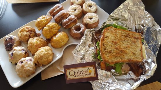 Quince Bakery & Cafe, Kidron, Ohio